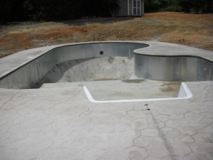 Swimming Pool Resurfacing in Greenville, South Carolina