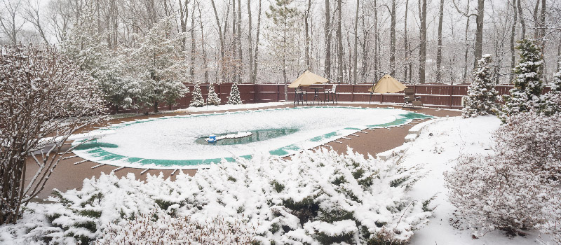 New to Pool Ownership? Here's How to Winterize Your In-Ground Pool.